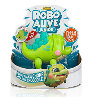 ROBO ALIVE JUNIOR LITTLE CROC