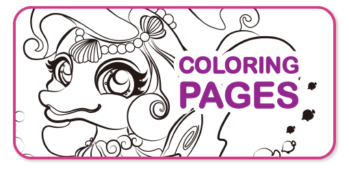 cute sea coloring pages